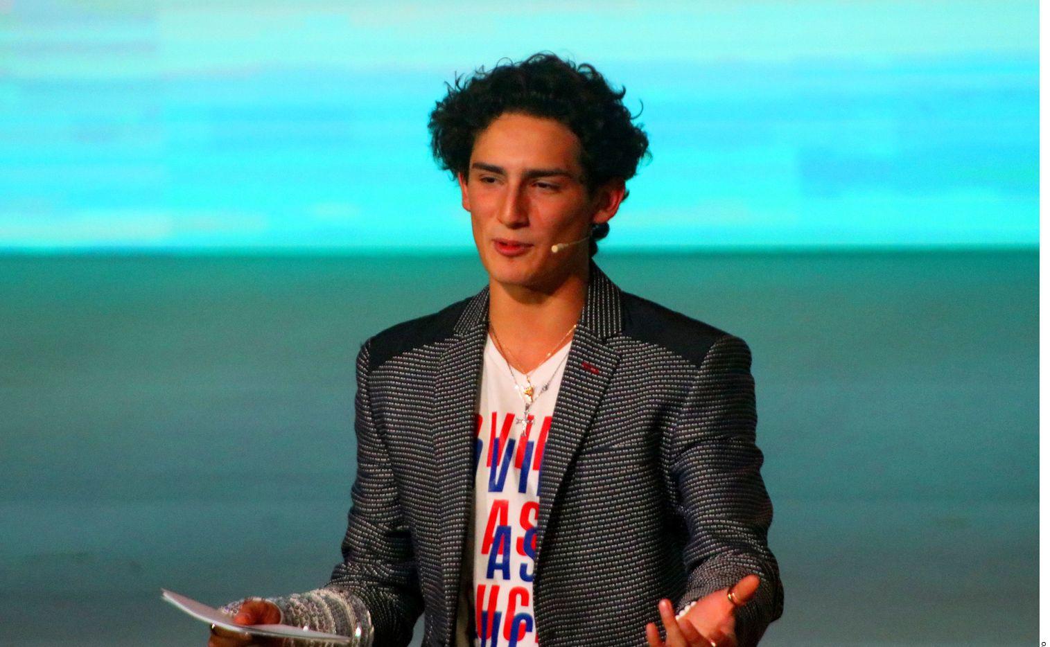 Da positivo a covid-19 Emilio Osorio, hijo del productor Juan Osorio y Niurka Marco.