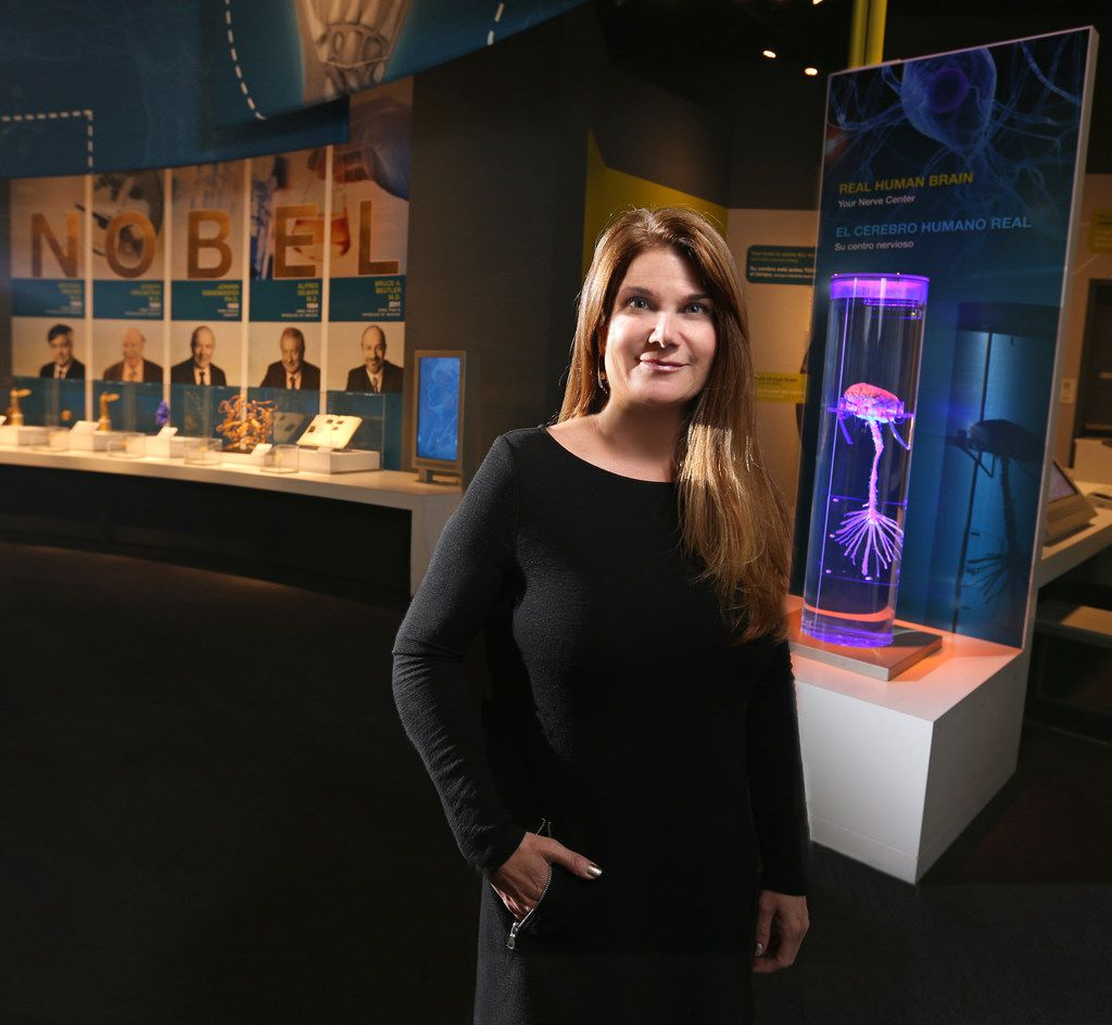 """""""It's part of our human story,"""" said Perot Museum CEO Linda Silver. """"In order to investigate what it means to be human, we need to think about what our ancestry is. Where did we come from? How did we get here?"""""""