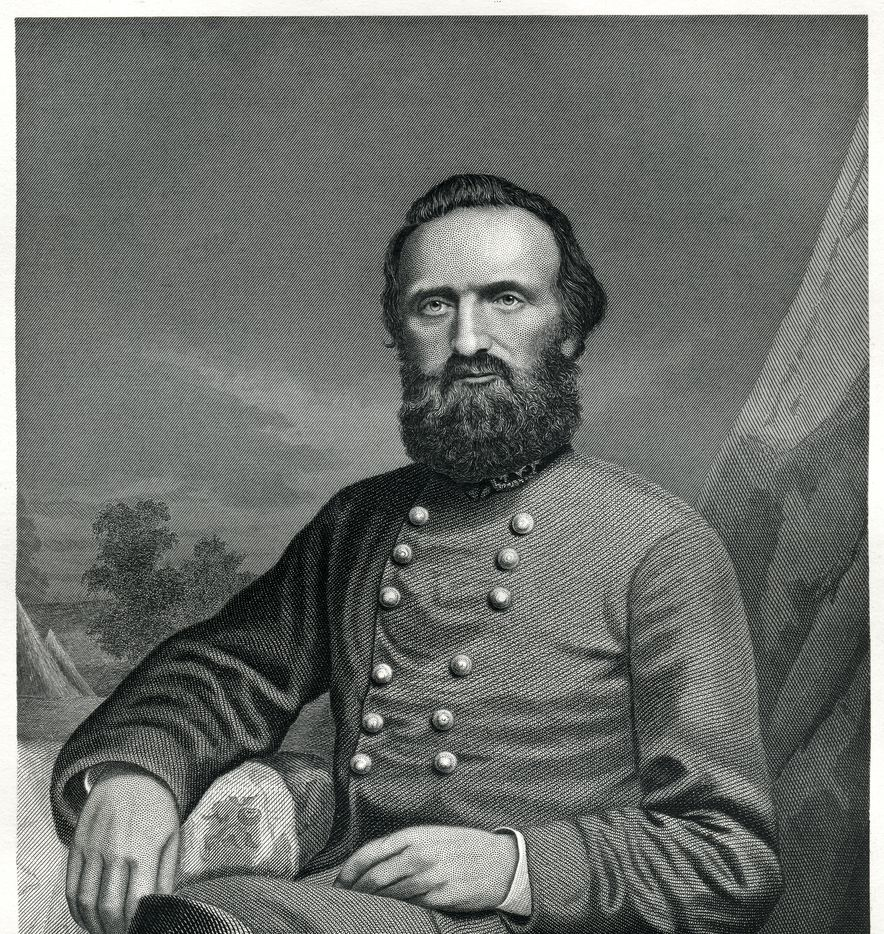 stonewall jackson - photo #1