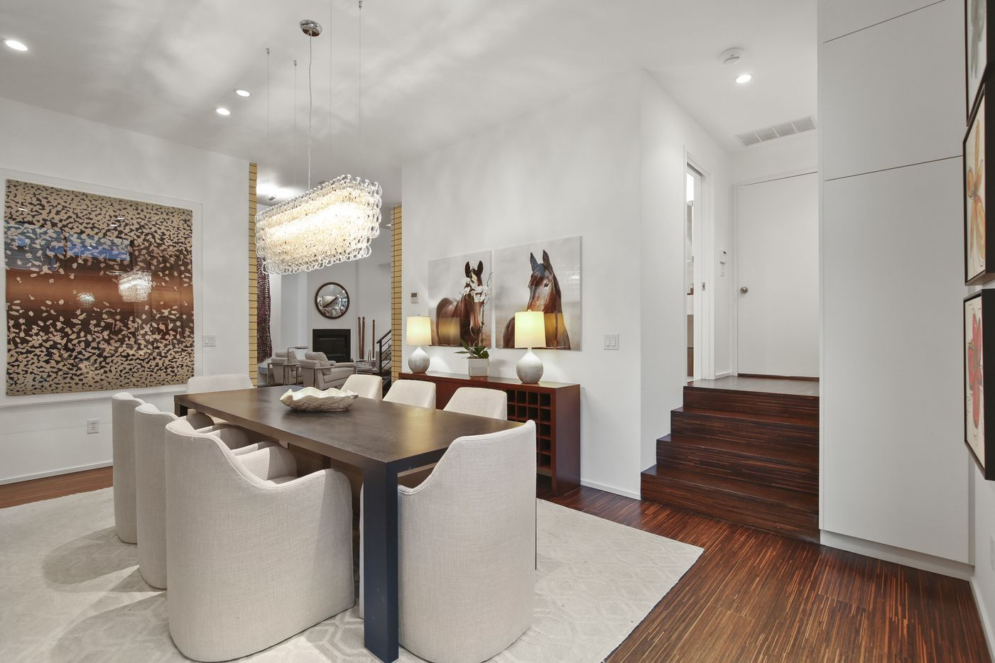 A look at the property at 4321 Travis Street in Dallas.