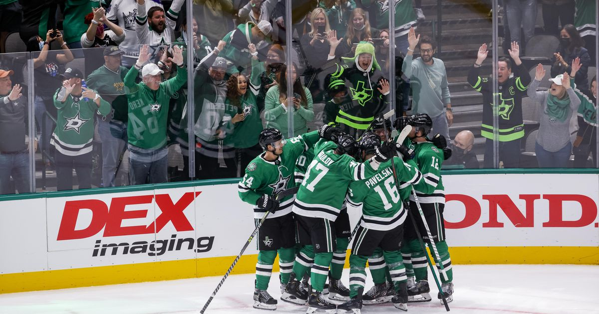 Thank you, Hockey Gods: Stars win minor miracle after being badly outshot by Kings