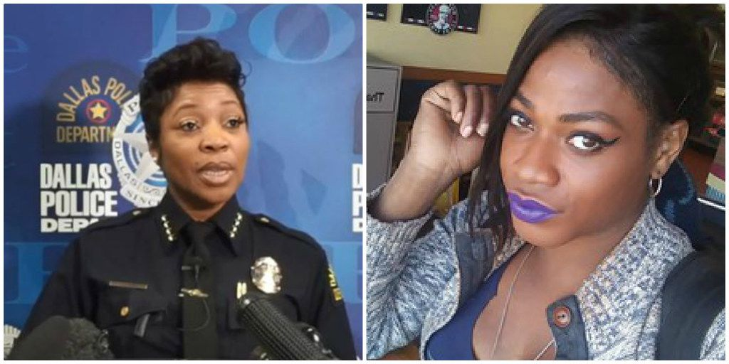 Dallas Police Chief U. Renee Hall has asked the FBI for assistance after the discovery of the remains of Chynal Lindsey on Saturday. Lindsey's death, which is being investigated as a homicide, is the latest in a spate of violence against transgender women in the city.