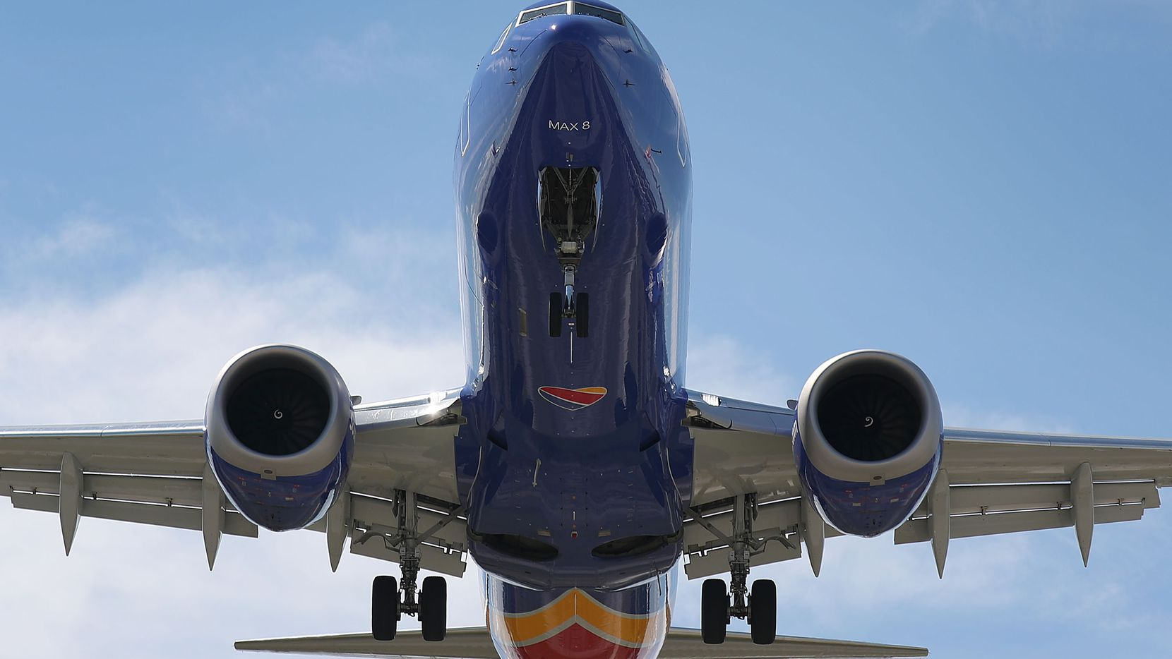 Southwest Airlines' new flight reductions take effect Sunday.