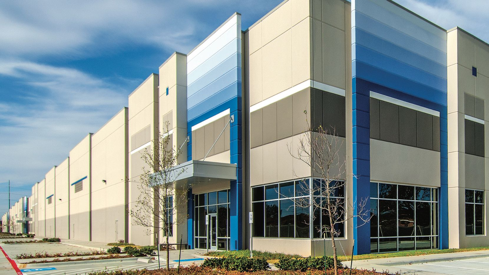 IDI Logistic's North Texas properties include the Garland Logistics Center.