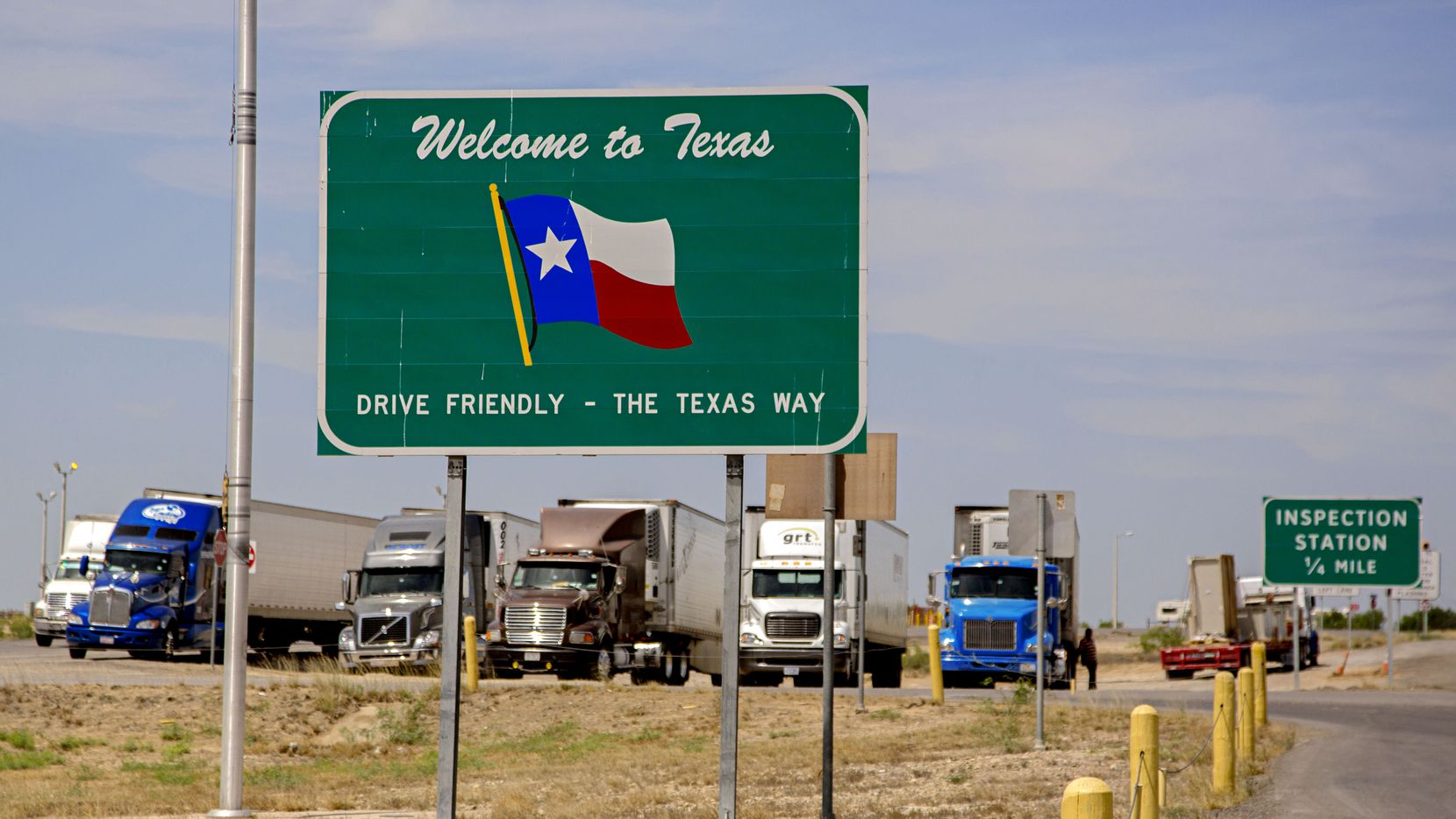 More than a half-million people a year have moved to Texas for the last five years from other states.