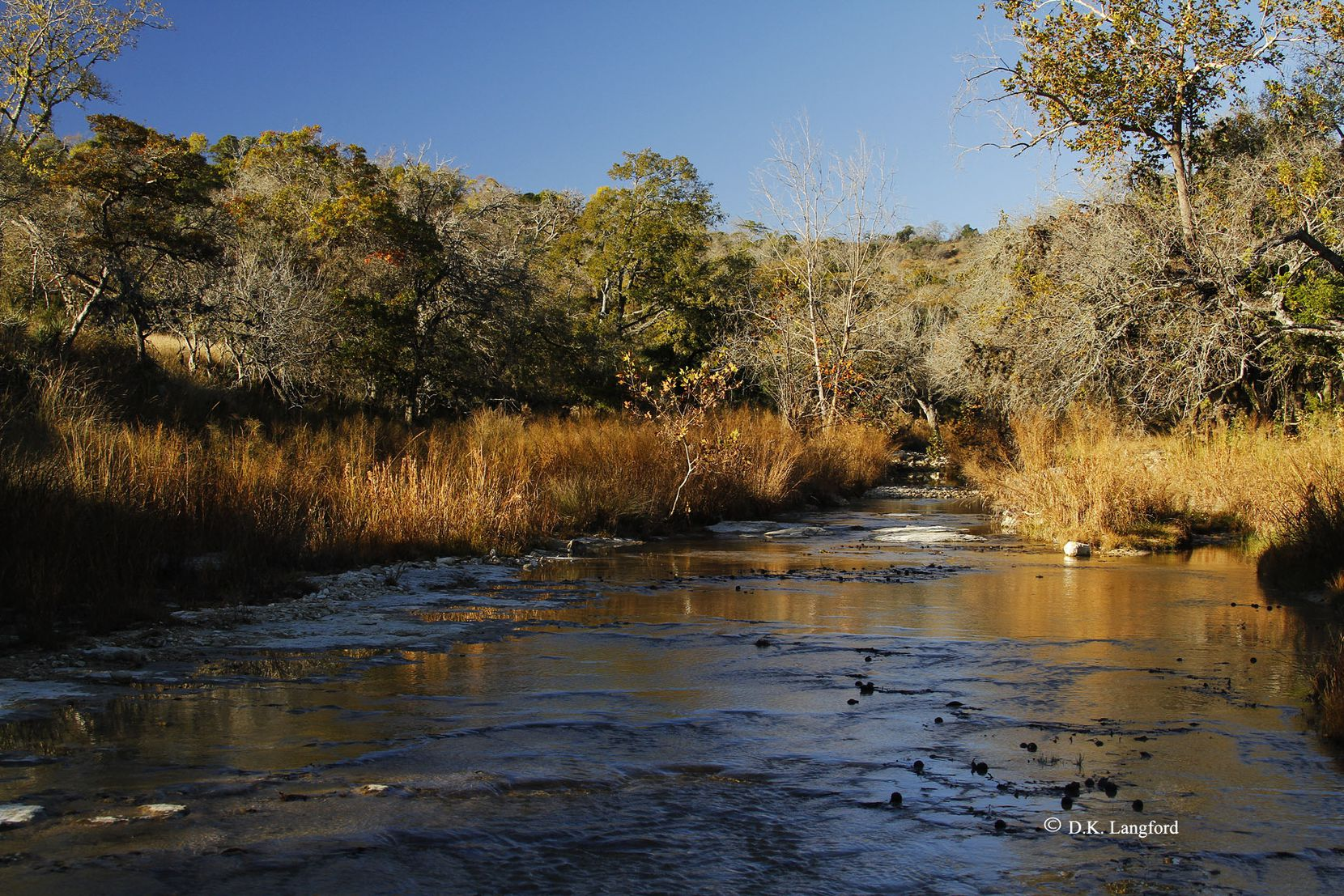 David Langford writes that the groundwater levels on his family ranch are declining.