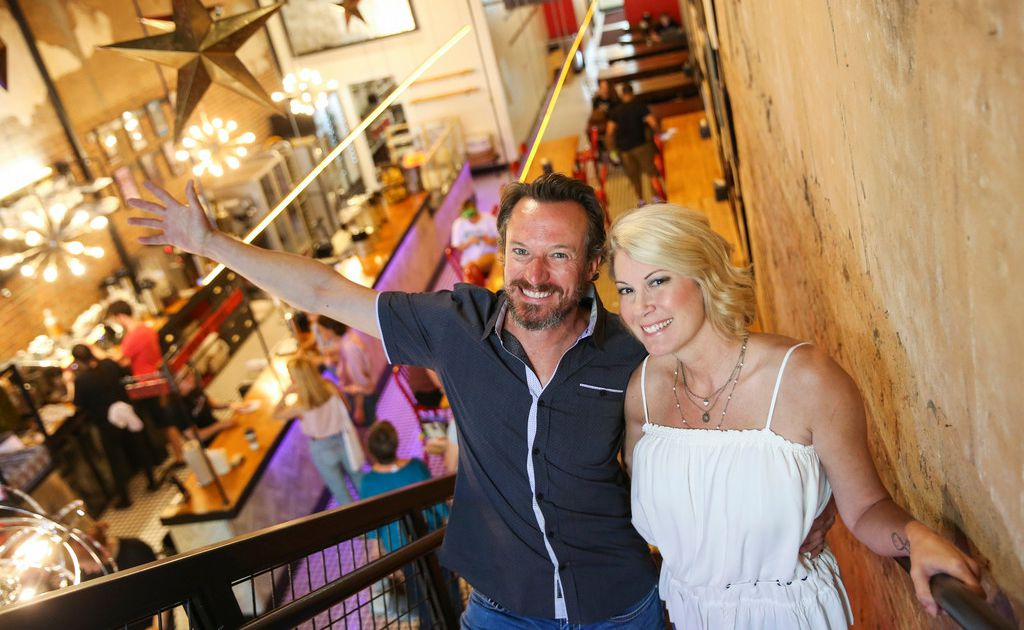Finally, Denton Coffee Shop Jupiter House Reopens After