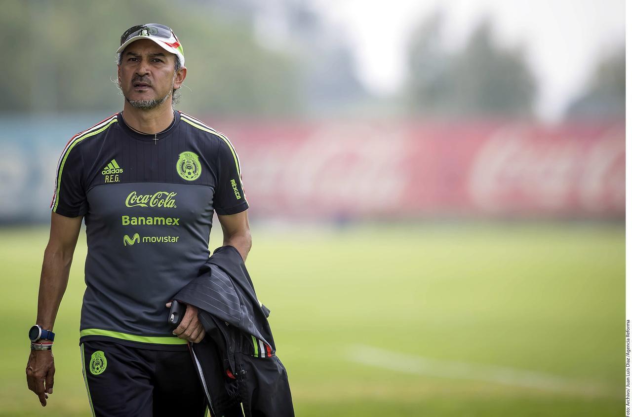 Raúl Gutiérrez anunció que dejará su cargo como entrenador de selecciones inferiores.(AGENCIA REFORMA)