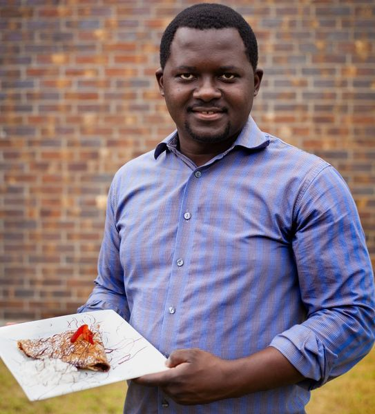 Appolo Kamdem owns Salomay, a new crepery in McKinney.