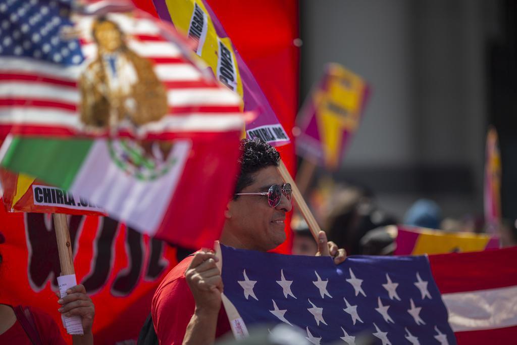 La pregunta sobre la ciudadanía podría quedar fuera del censo, pero ya habría causado daño, dicen activistas latinos. (GETTY IMAGES/DAVID McNEW)