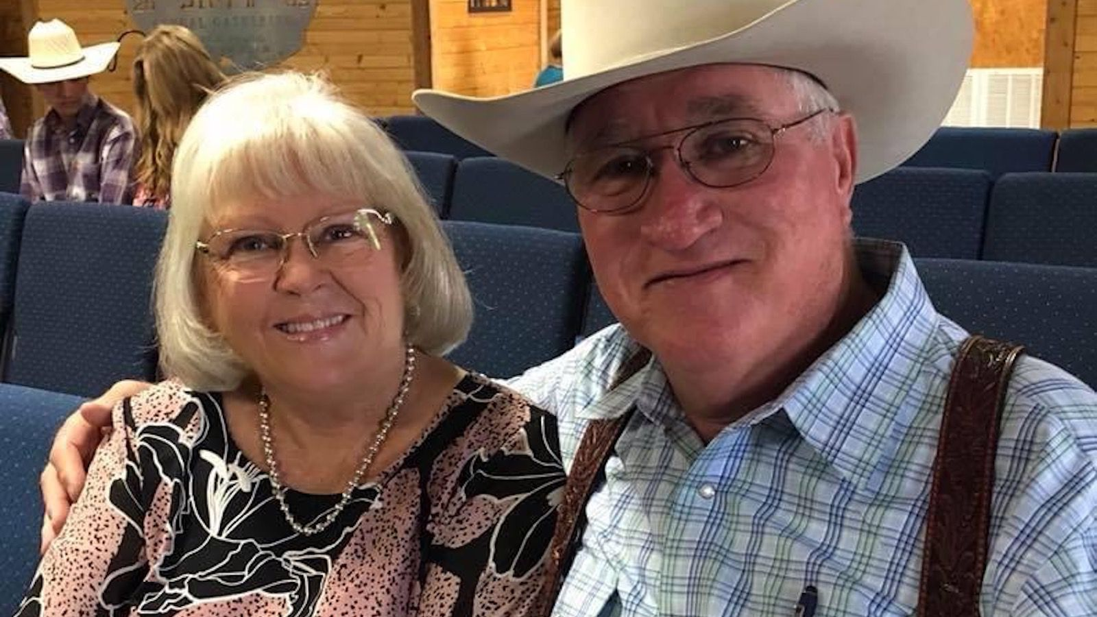 Diane Partin and her husband, Roy, have been married 43 years. He was with her every step of the way after she was diagnosed with breast cancer in 2018.