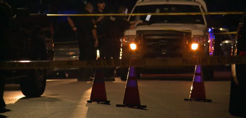 Fort Worth police said they found three gunshot victims after they were called about 8 p.m. to the 3300 block of Galemeadow Drive.