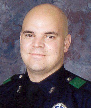 Slain Dallas police Officer Brian Jackson