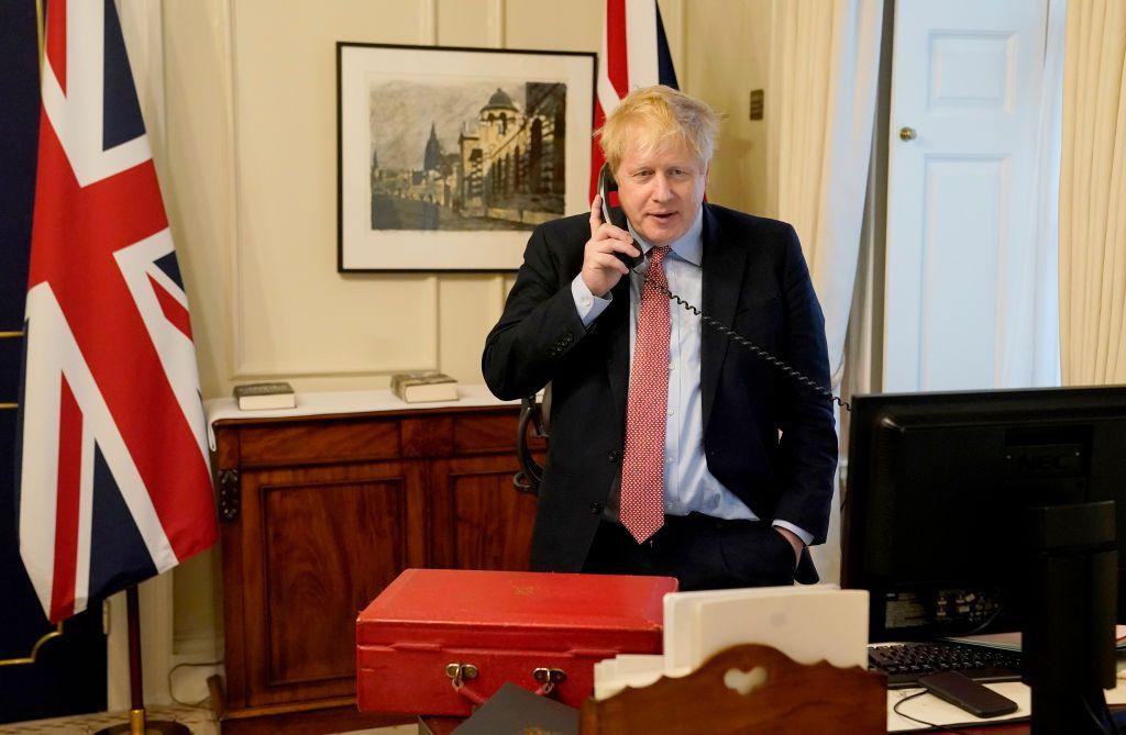 Boris Johnson pasó tres noches en terapia intensiva.