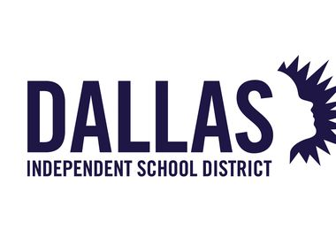 Dallas ISD logo.