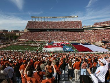 """Many University of Texas alumni have fond memories of its alma mater song, """"The Eyes of Texas."""" But lawmakers, students and faculty continue to protest the university's decision to keep the song after its origin and past came up."""