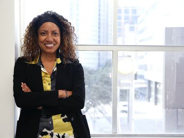 Sophia Johnson won a $1.9 million contract from Dallas County to increase participation in the U.S. Census.