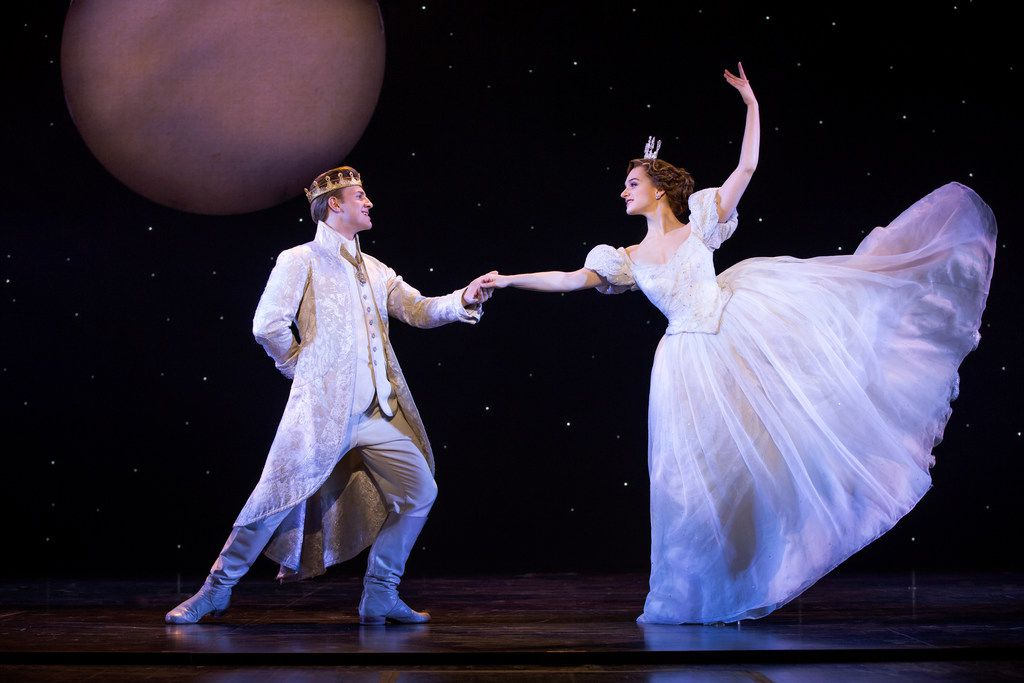 The national tour of Rodgers and Hammerstein's Cinderella will be at Bass Performance Hall in November. The show is presented by Performing Arts Fort Worth. (Photo by Carol Rosegg)