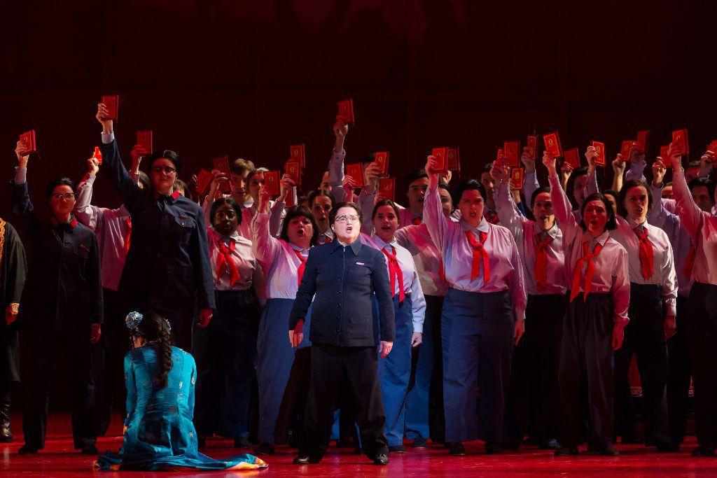 Houston Grand Opera's Nixon in China.