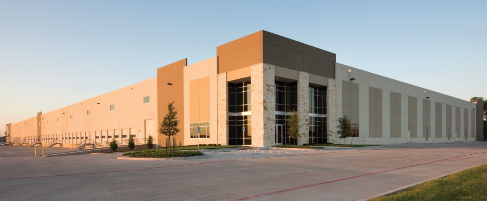 Pentair Technical Products leased distribution space in the new PointSouth Logistics & Commerce Centre in Hutchins.