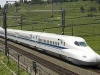 """Texas Central High-Speed Rail wants to build a Dallas to Houston rail line that would use high-speed """"bullet"""" trains like those found Japan."""
