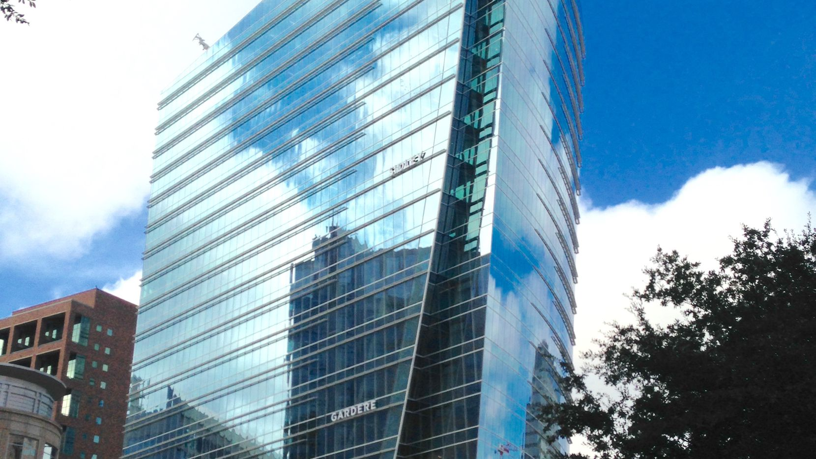 The McKinney & Olive tower is 92 percent leased.