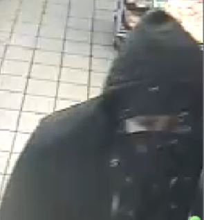 One of the two men suspected of robbing a Whataburger in the 900 block of East U.S. Highway 80 in Forney on Tuesday. Officials think the two robberies are connected