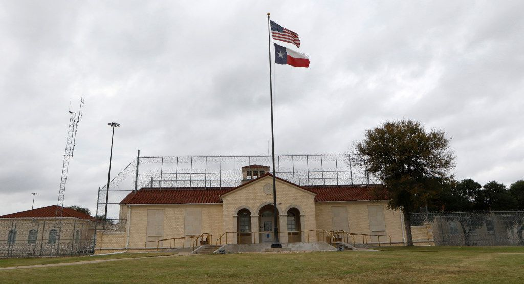 The federal prison in Fort Worth