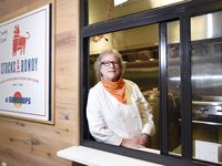 Bondy moved her business from the Dallas Farmers Market. Ben Torres/Special Contributor
