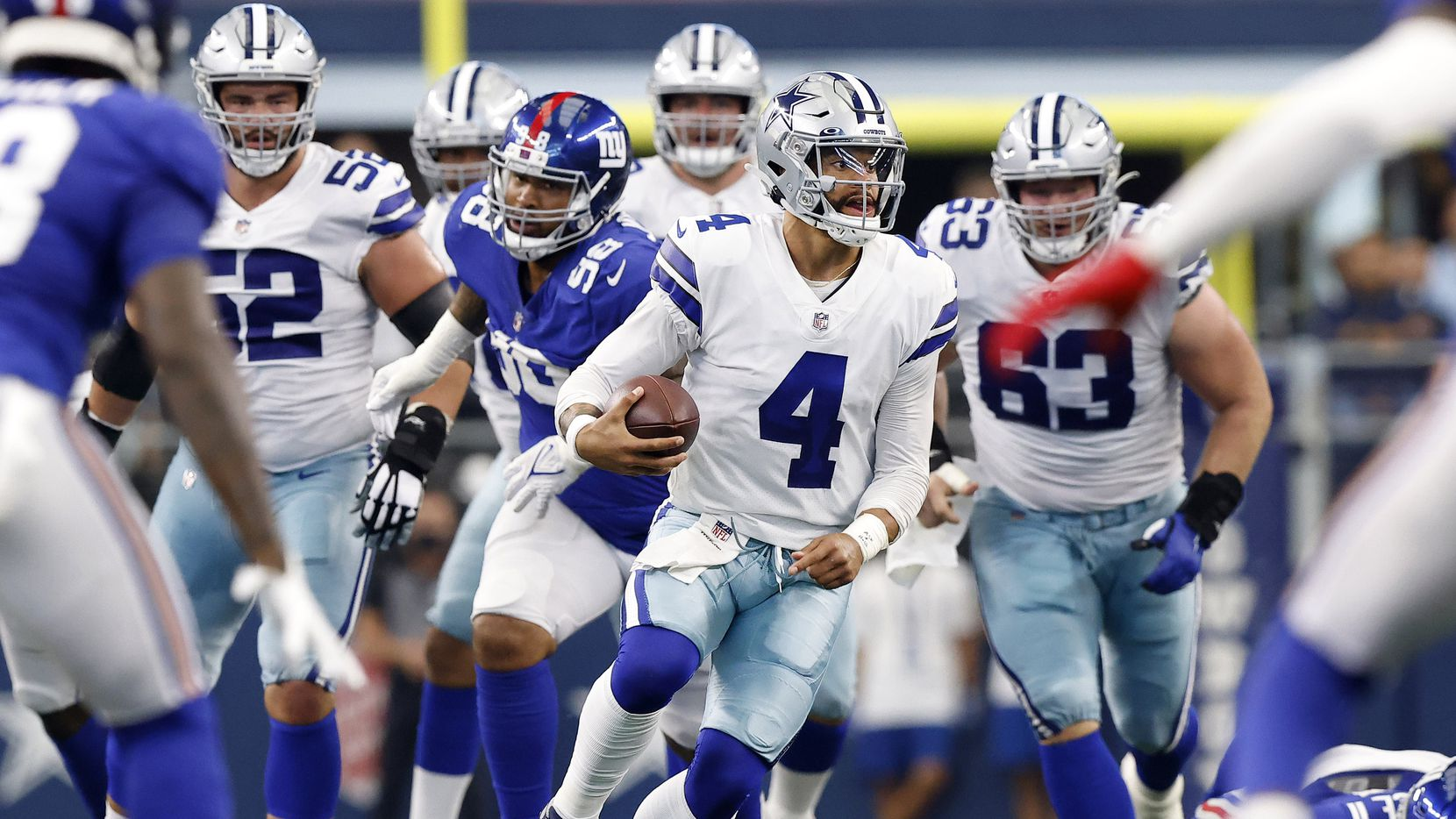 How good is this Cowboys offense? An explosive 98-yard drive vs. Giants barely created a shrug