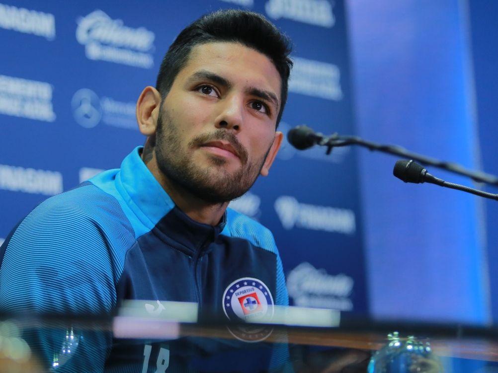 El delantero argentino de Cruz Azul, Lucas Passerini, dijo que no caerá en las provocaciones de los jugadores de Tigres.