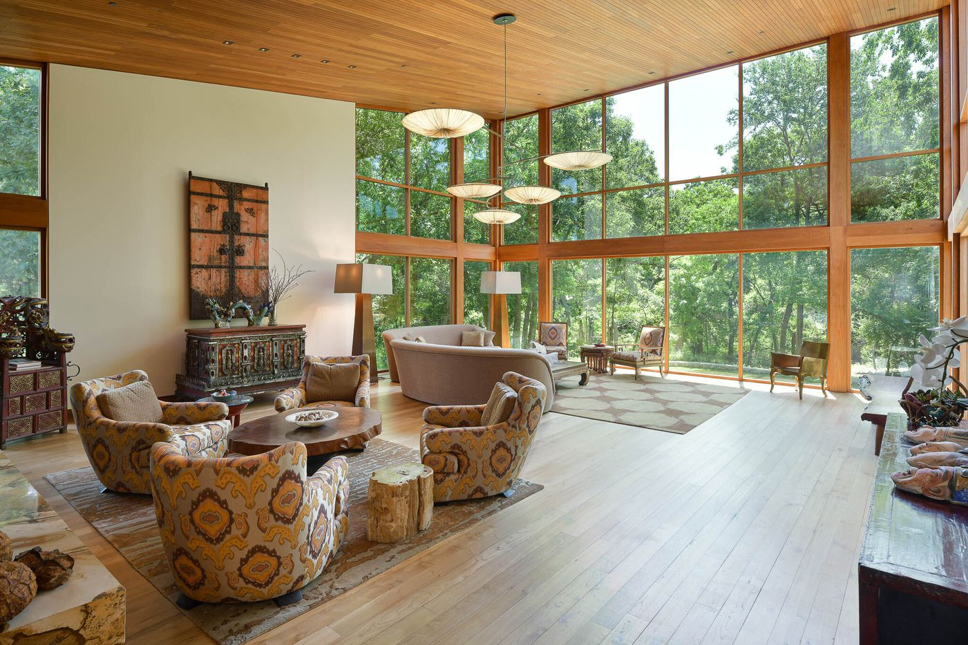 Take a look at the home at 5656 Celestial Road in Dallas.
