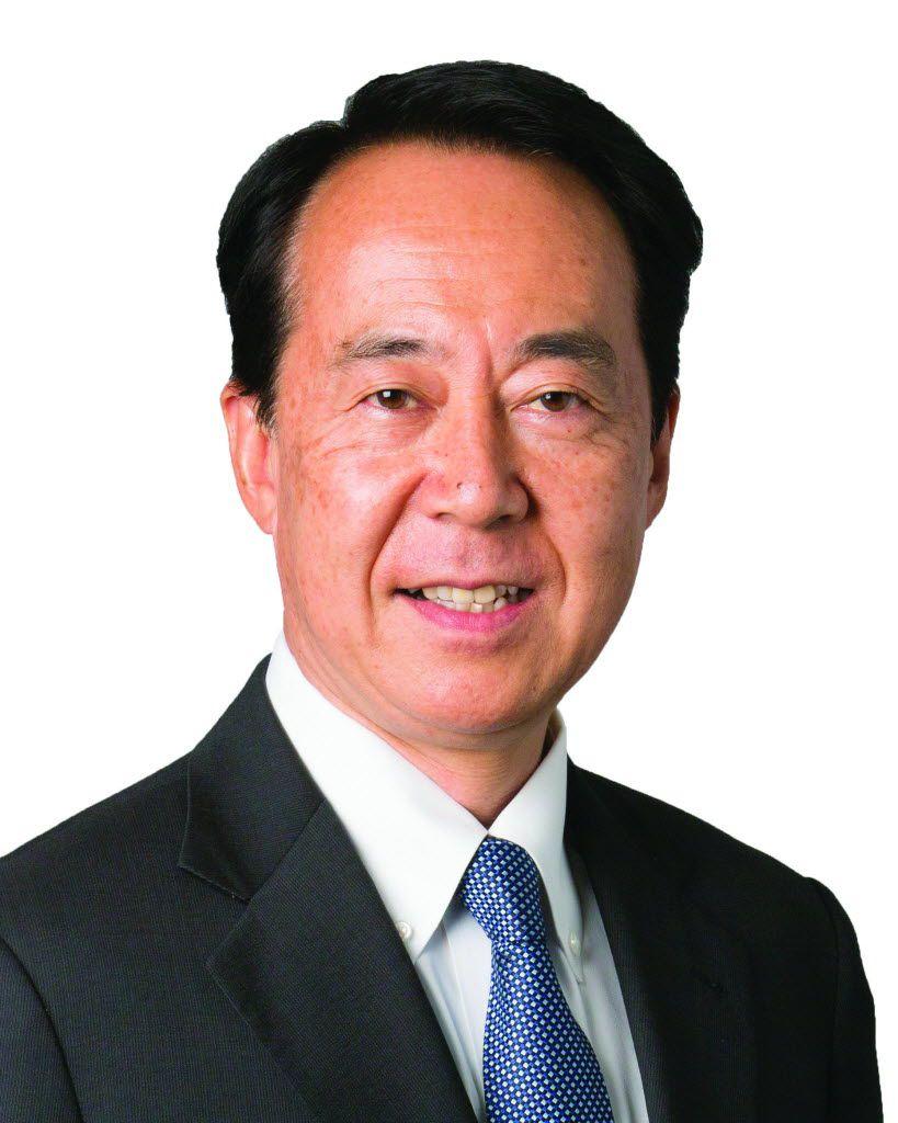 Shin Takahashi, chairman of NEC Corporation of America, Inc.