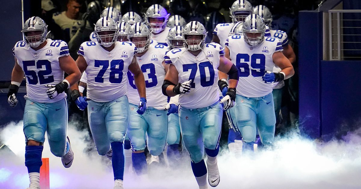 Two players not named Dak Prescott the Dallas Cowboys can't afford to lose to injury in 2021