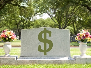 Texas does not have an estate tax. For the state of Texas, dying is not a taxable event.