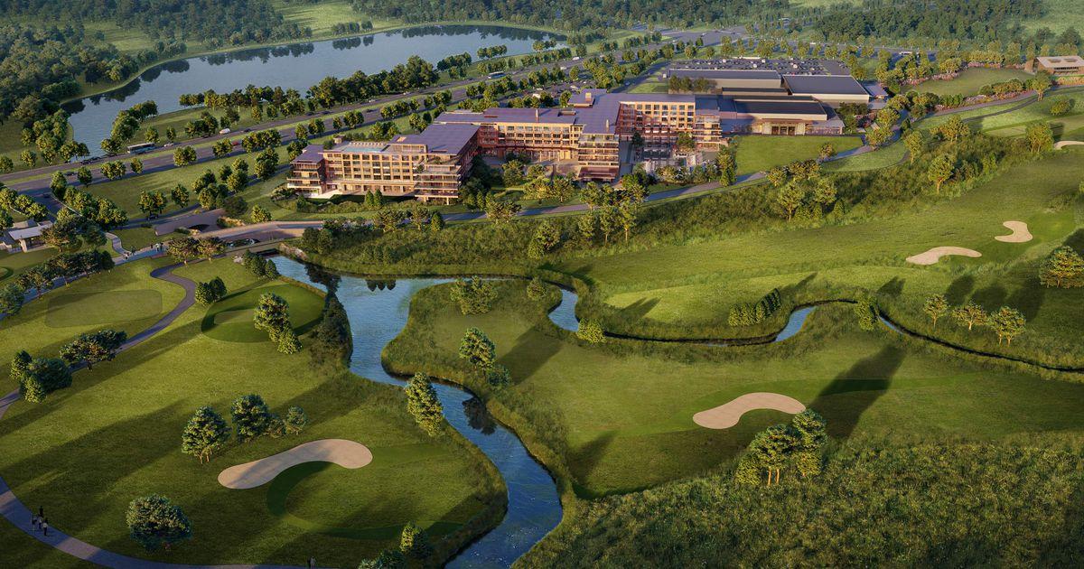 Omni PGA Frisco Resort tees up for construction start - The Dallas Morning News