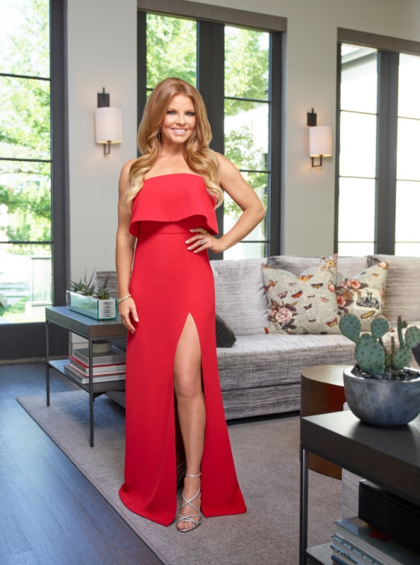 Brandi Redmond, who has been on Bravo's 'Real Housewives of Dallas' since Season 1, apologized for a racist video during the premiere of Season 5.