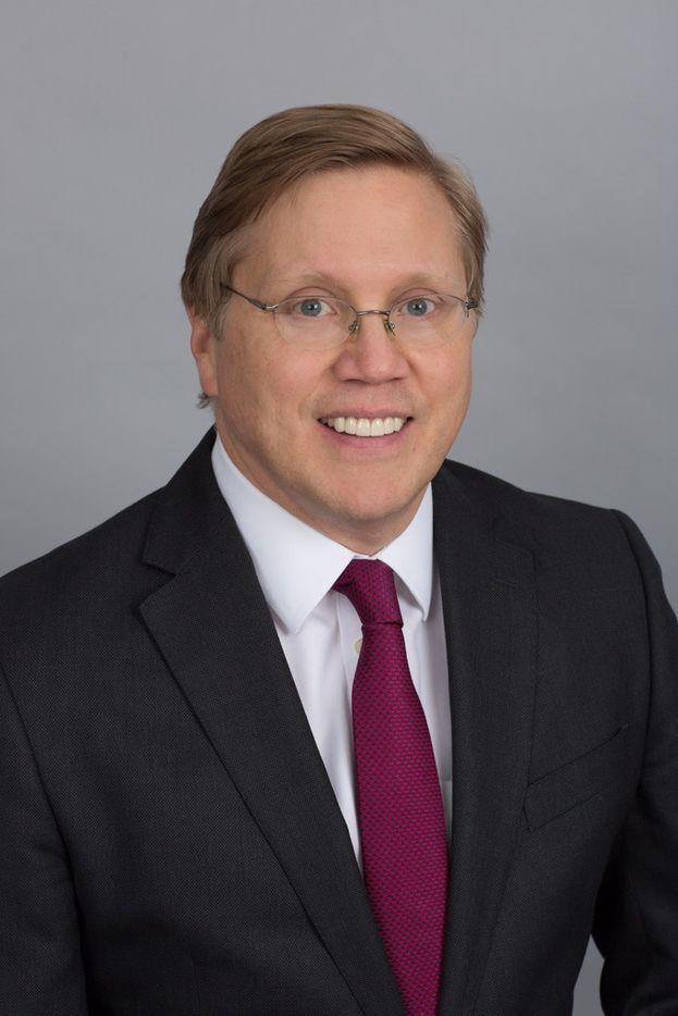 Tod Lickerman, CEO of Cushman & Wakefield