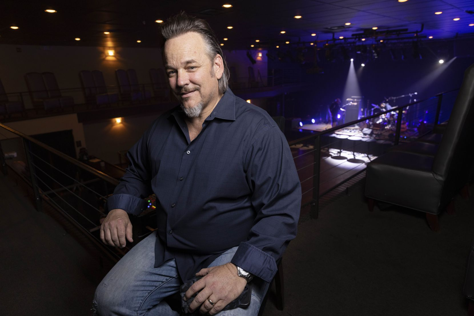 Edwin Cabaniss, the owner of the Kessler Theater, helped spearhead the national bipartisan movement that led to the Shuttered Venue Operators Grant, which helped thousands of arts venues across the country stay afloat, including many in North Texas.