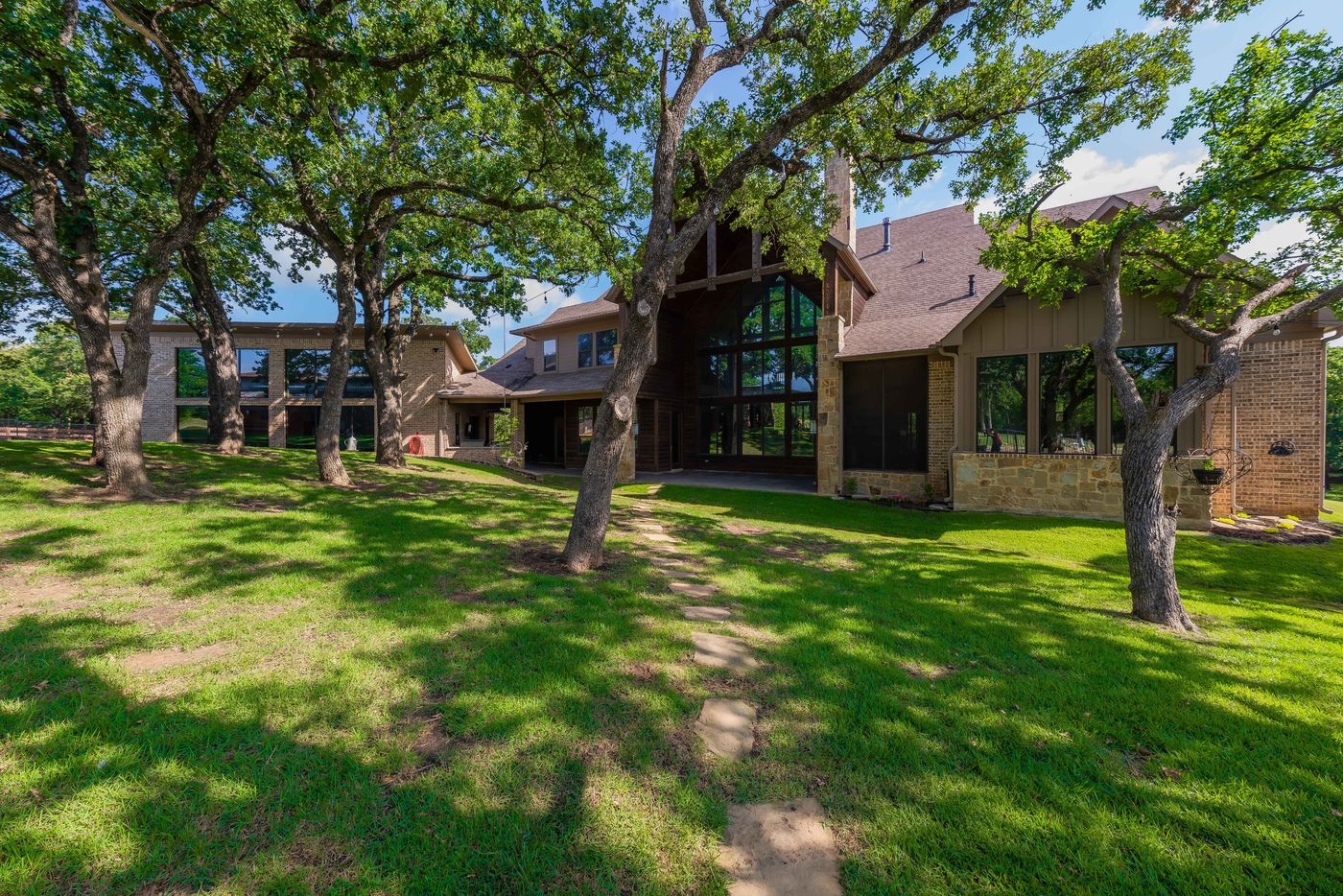 Take a look at the home at 2378 E. Hickory Hill Road in Argyle.
