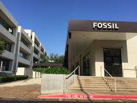 Fossil Group's headquarters campus is in Richardson. The buildings total 535,000 square feet along N. Central Expressway.