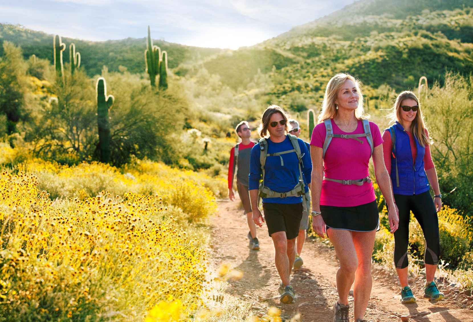 Hiking is the cheapest, easiest and most up-close-and-personal way to experience the Arizona desert.