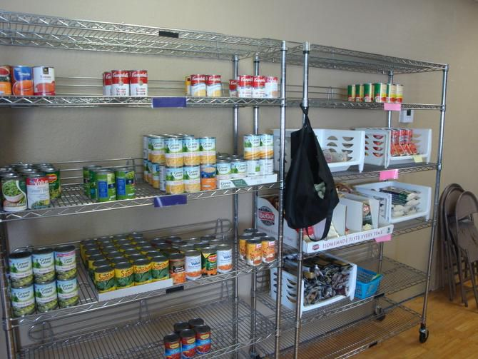 Main Street Cafe in Garland is hosting a food drive for Good Samaritans of Garland, a local food pantry. The drive will last until next Wednesday, March 17.