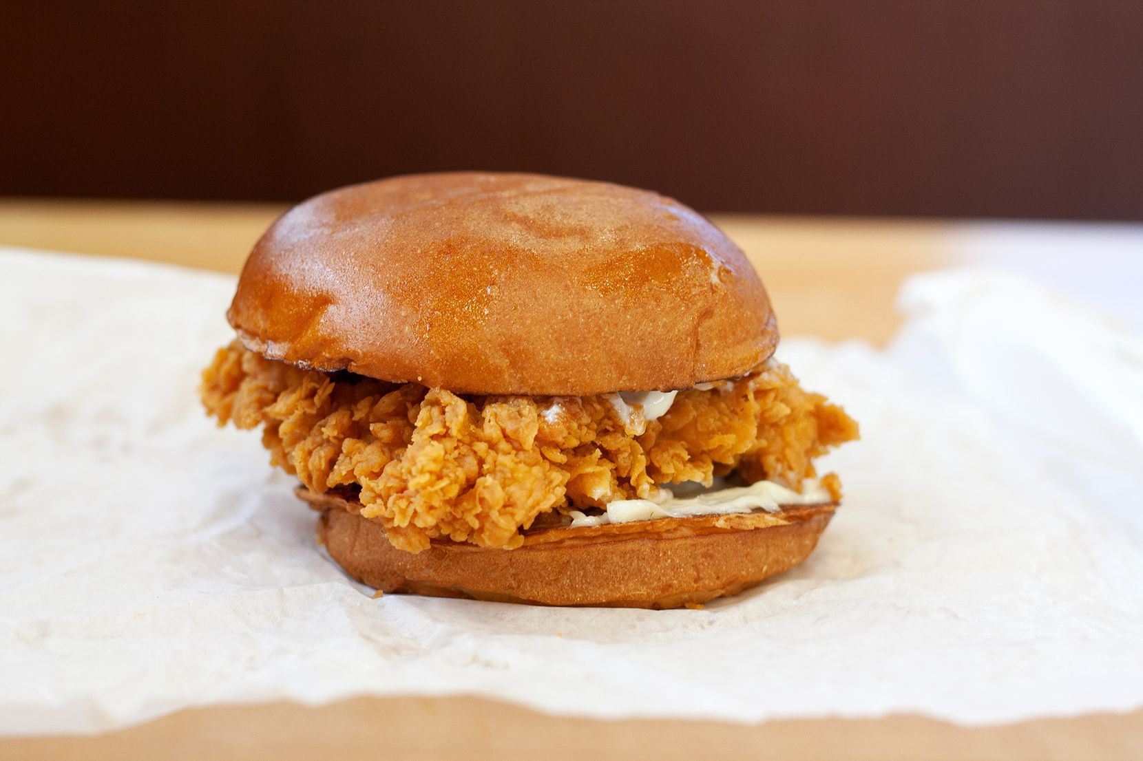 Popeyes makes a good chicken sandwich. But is it worth the wait?