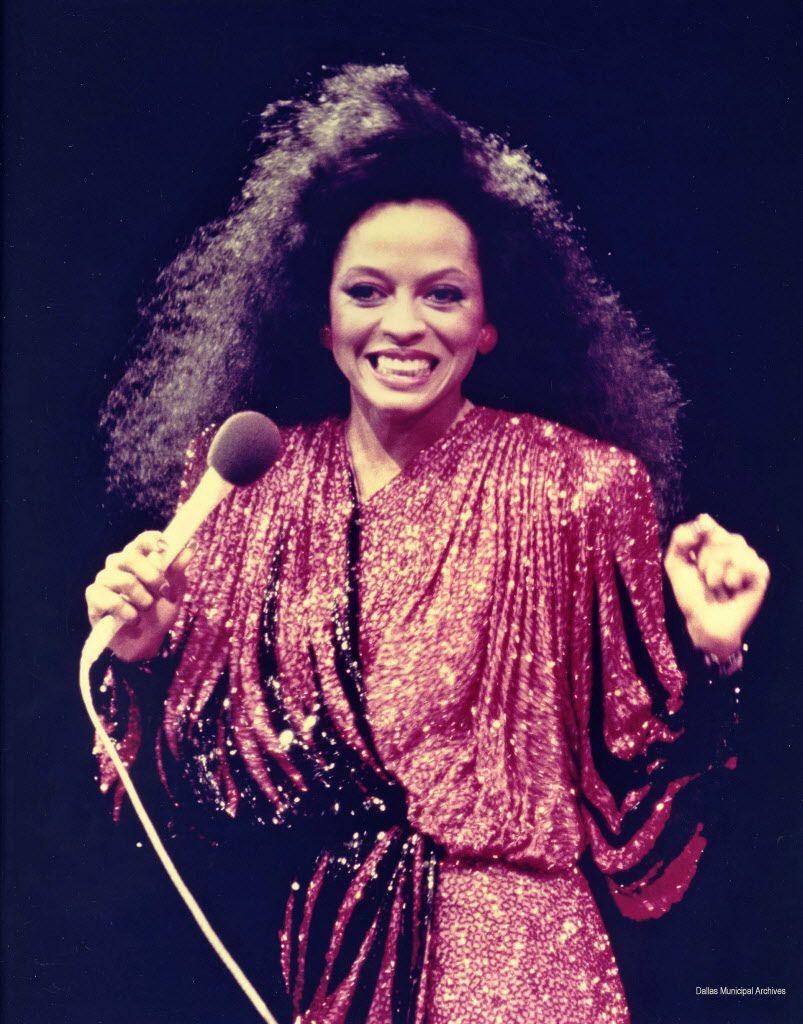 Diana Ross, January 26, 1982