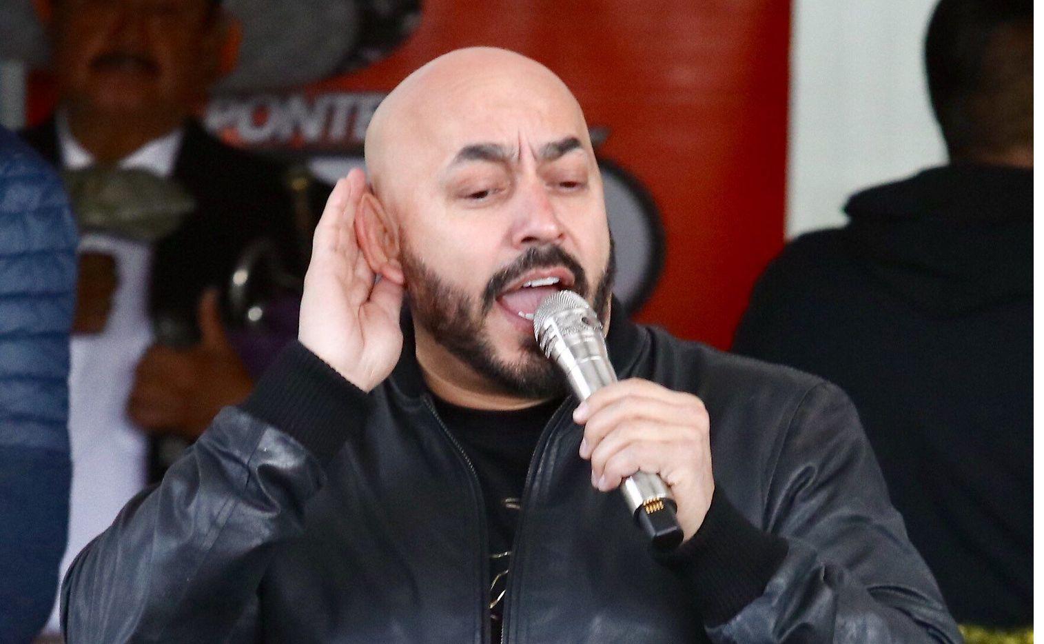 El cantante Lupillo Rivera se dijo desconcertado por la censura a su más reciente video.