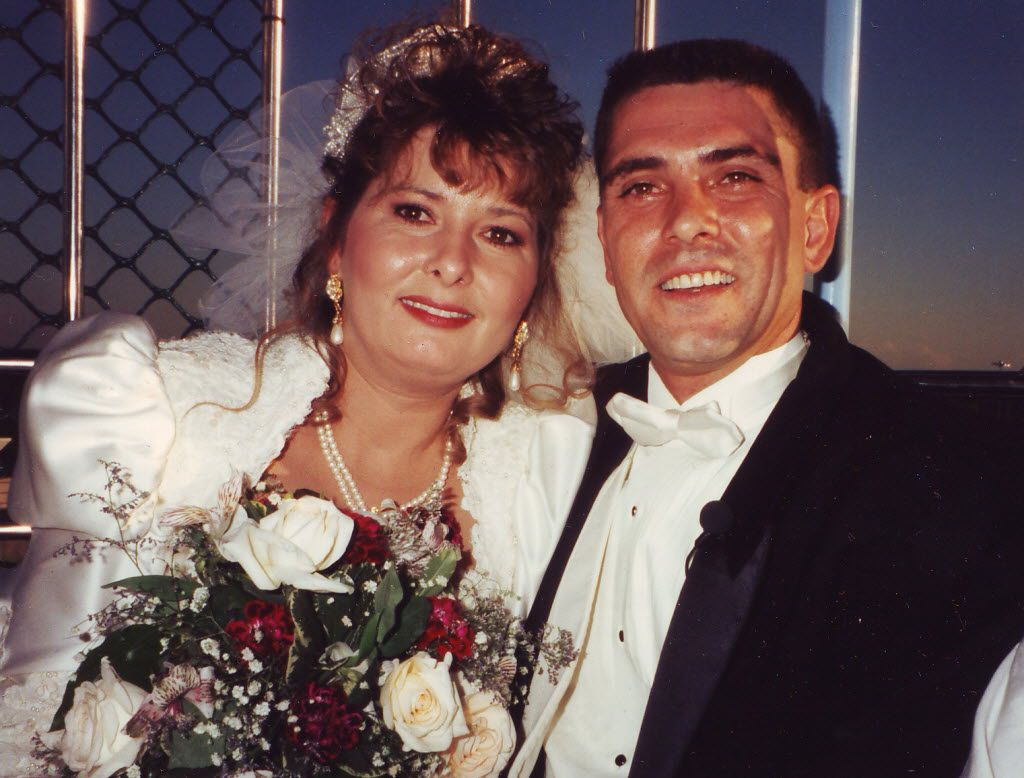 David and Glenda Schober of Mesquite married aboard the Texas Star Ferris wheel at the State Fair in 1994.