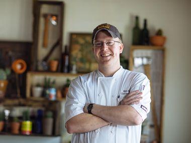 Matt Balke of Encina restaurant