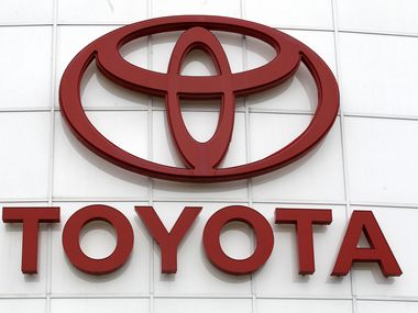 Toyota runs plants in regions such as the northern city of Tianjin and the southern province of Guangdong.