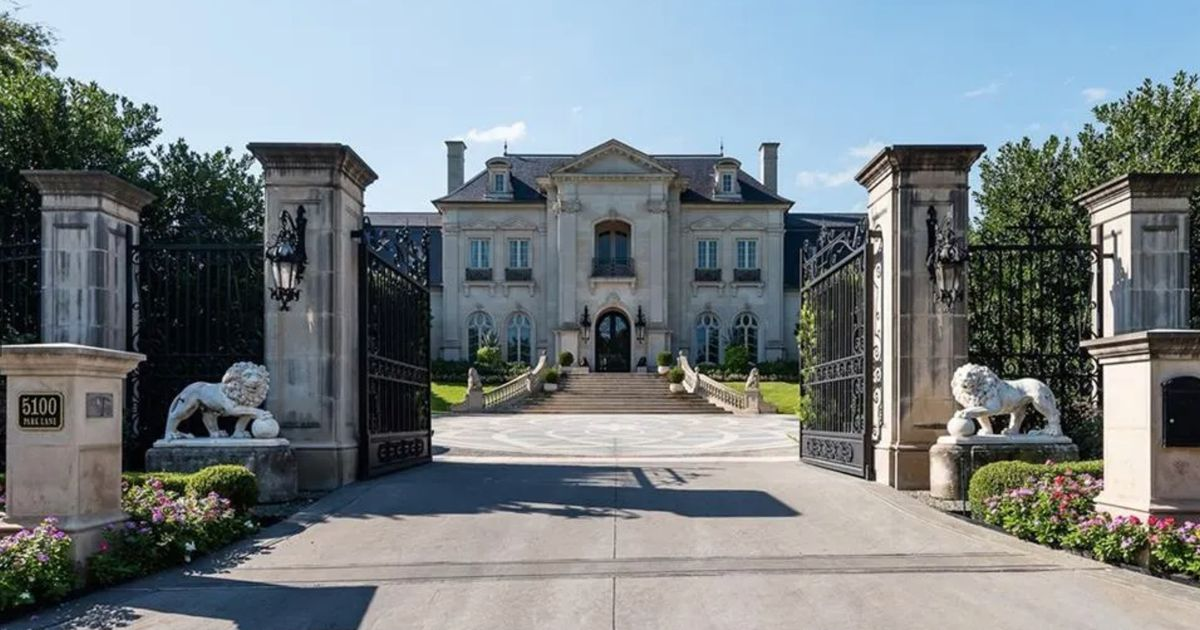 North Dallas Mansion Sale Is One Of The Largest This Year